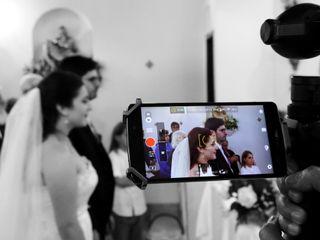 O casamento de Carina e Feliciano 2