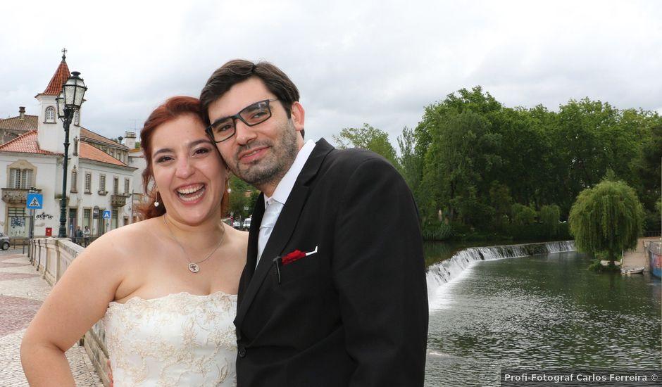 O casamento de Feliciano e Carina em Tomar, Tomar