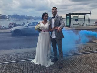 O casamento de Paulo e Sonia