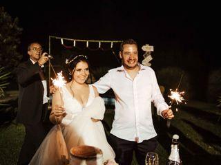 O casamento de Mara e João