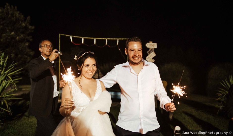 O casamento de João e Mara em Évora, Évora (Concelho)