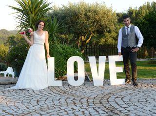 O casamento de Ivone e Sérgio