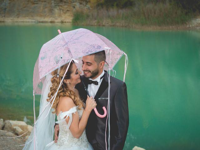 O casamento de Inês e Daniel