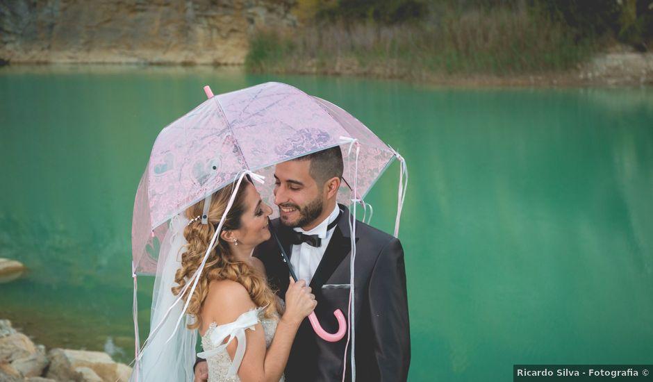 O casamento de Daniel e Inês em Febres, Cantanhede