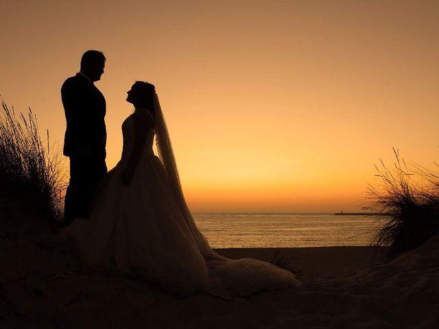 O casamento de Tânia e Rafael