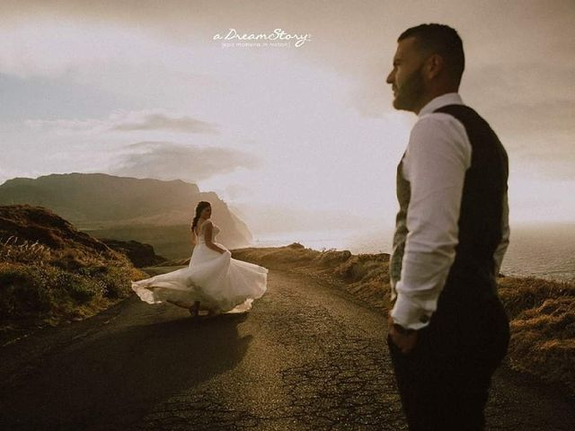 O casamento de Cátia e Olavo