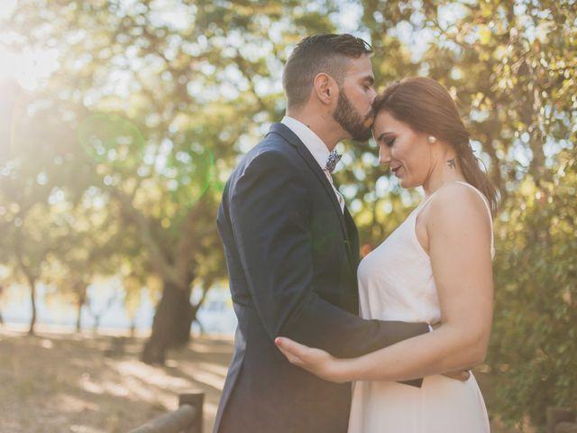 O casamento de Micaela e Joaquim