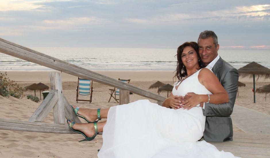 O casamento de Rosa e Fernando em Costa de Caparica, Almada