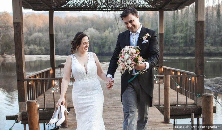 O casamento de Tiago e Liliana em Amares, Amares