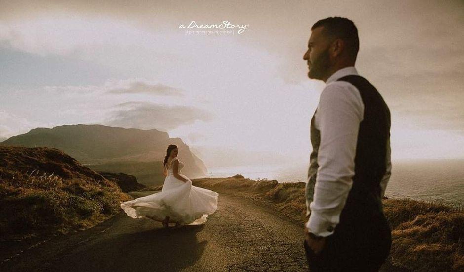 O casamento de Olavo e Cátia em Ilha, Madeira