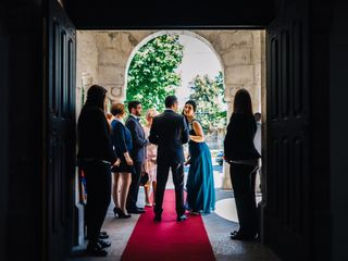 O casamento de Vânia e João 1