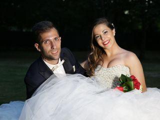 O casamento de Paulo e Cristiana