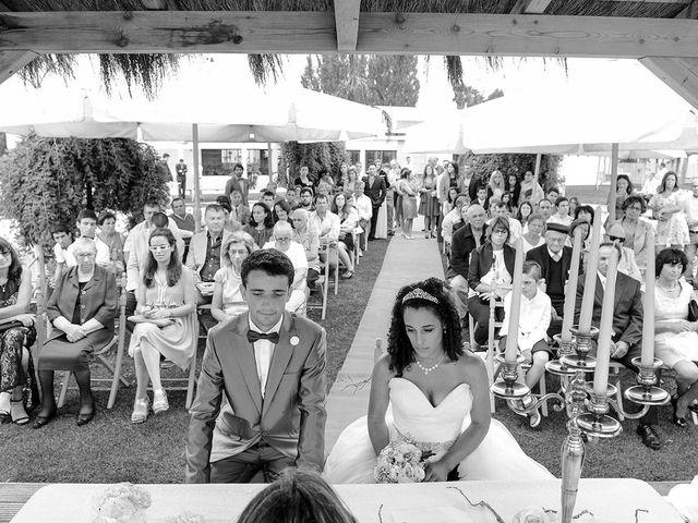 O casamento de Timoteo e Filipa em Rio Maior, Rio Maior 1