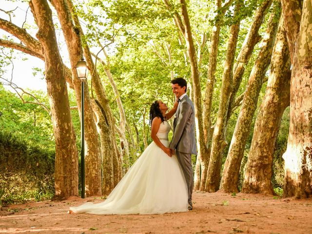 O casamento de Filipa e Timoteo