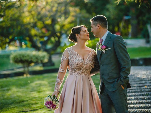 O casamento de Lisandra e Décio
