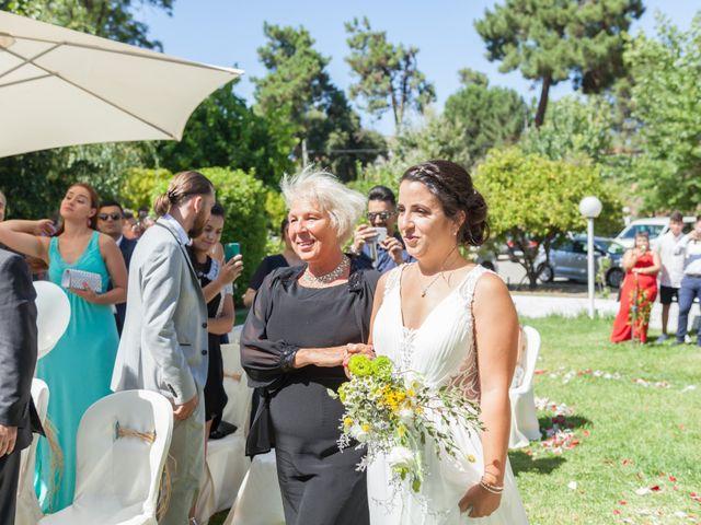 O casamento de João e Filipa em Seixal, Seixal 23