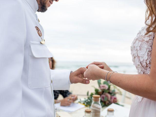 O casamento de Hugo e Patrícia em Costa de Caparica, Almada 1