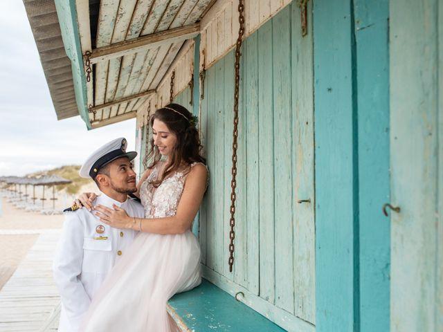 O casamento de Hugo e Patrícia em Costa de Caparica, Almada 2