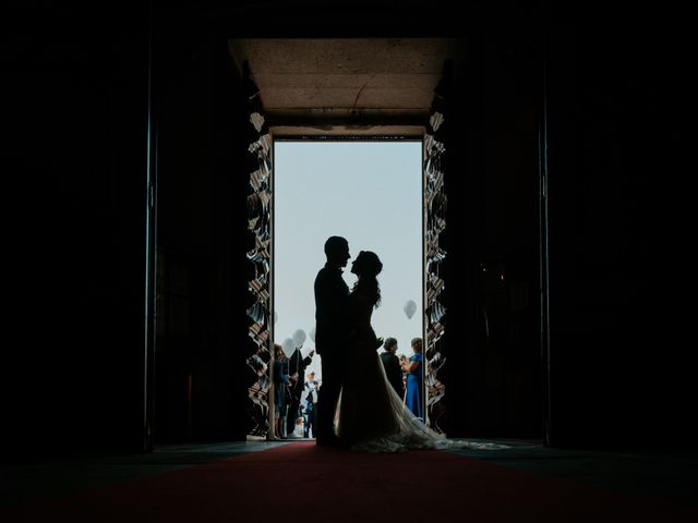 O casamento de Natacha e Ricardo