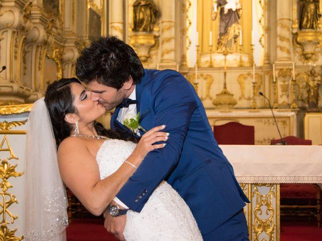 O casamento de Estevão e Cristina em Funchal, Madeira 1