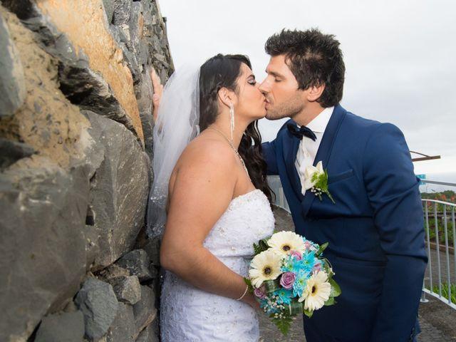 O casamento de Cristina e Estevão