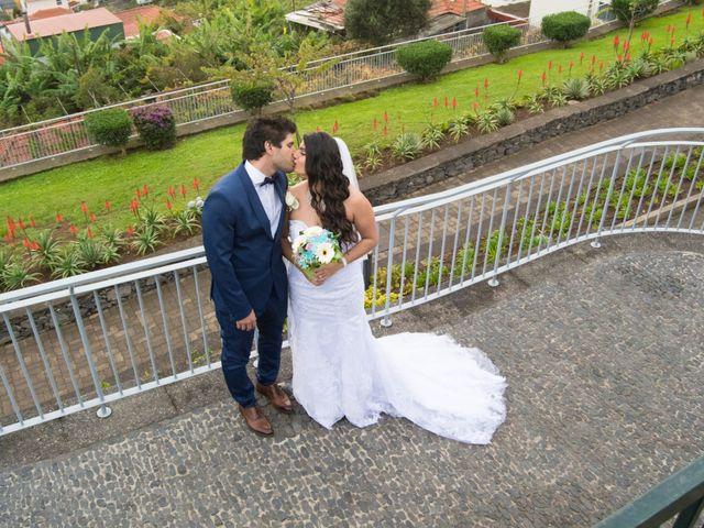 O casamento de Estevão e Cristina em Funchal, Madeira 43