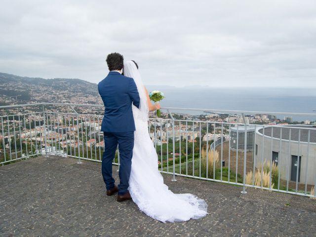O casamento de Estevão e Cristina em Funchal, Madeira 44