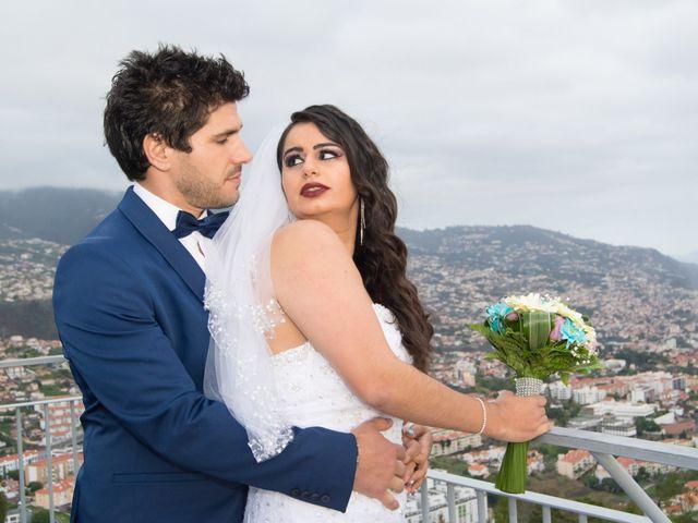 O casamento de Estevão e Cristina em Funchal, Madeira 2