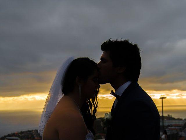 O casamento de Estevão e Cristina em Funchal, Madeira 45