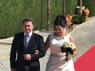 O casamento de Mónica  e Jorge 1