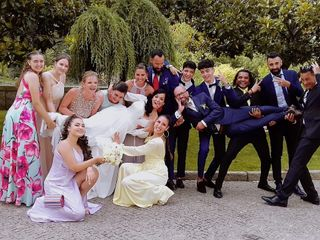 O casamento de Susana e Chris