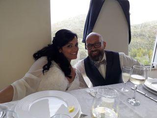O casamento de Susana e Chris 1