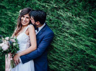 O casamento de Raquel e António