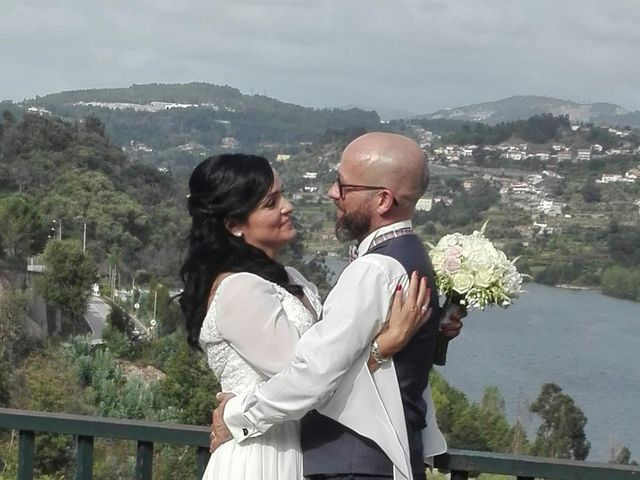 O casamento de Chris e Susana em Entre-os-Rios, Penafiel 1
