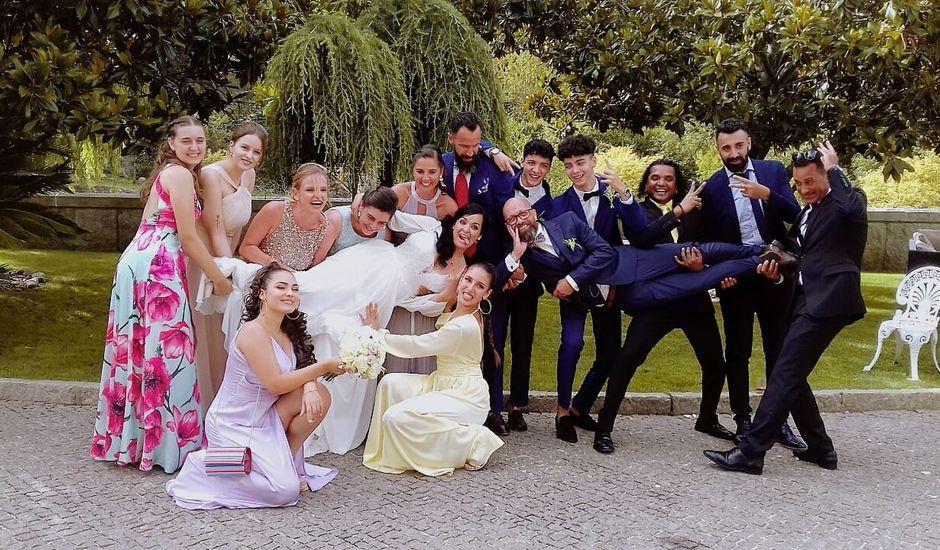 O casamento de Chris e Susana em Entre-os-Rios, Penafiel