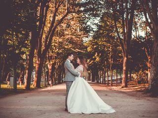 O casamento de Marina e Ramiro