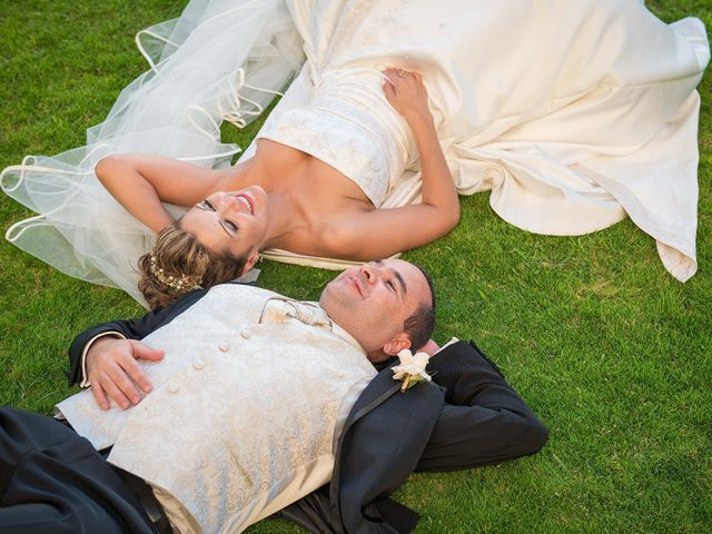 O casamento de Priscila e Paulo
