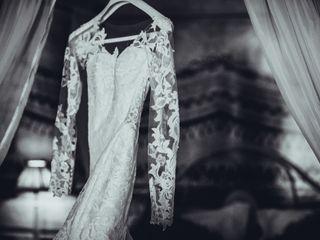 O casamento de Angela e Olivier 3