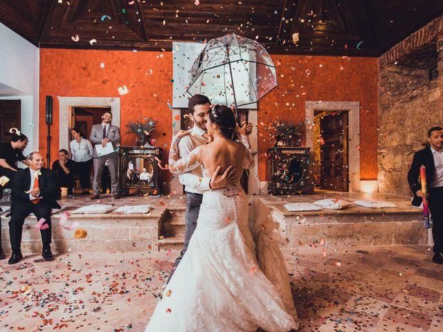 O casamento de Angela e Olivier