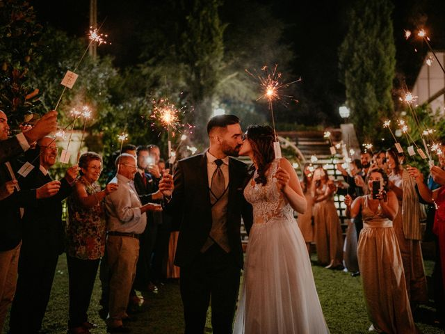 O casamento de Rita e Carlos