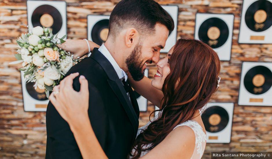 O casamento de José e Bruna em Palmela, Palmela