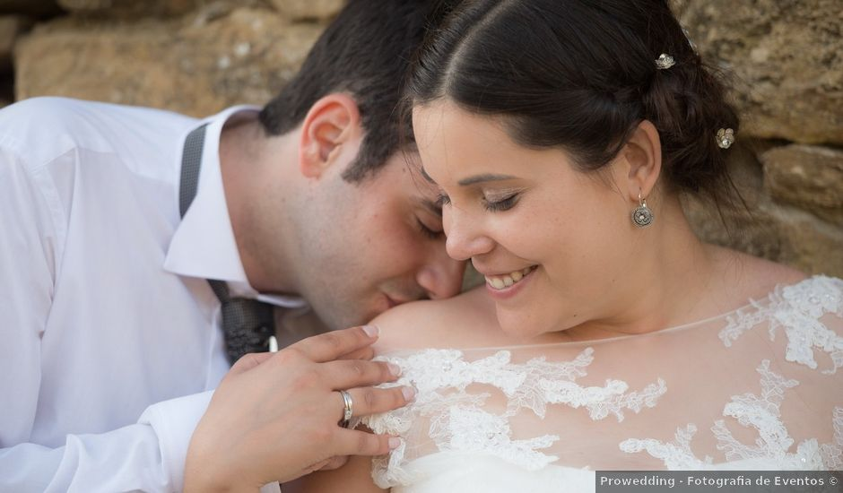 O casamento de João e Joana em Santa Iria de Azóia, Loures