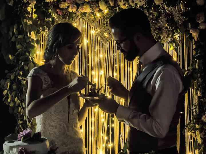 O casamento de Margarida e Bruno