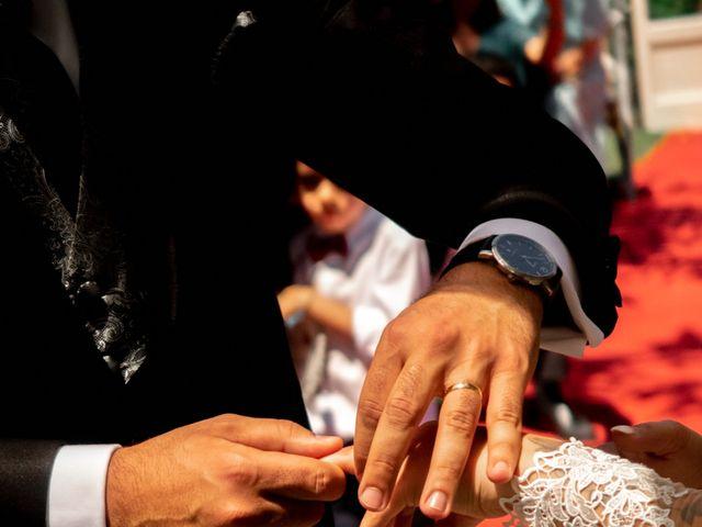 O casamento de Carlos  e Joana  em Almargem do Bispo, Sintra 3
