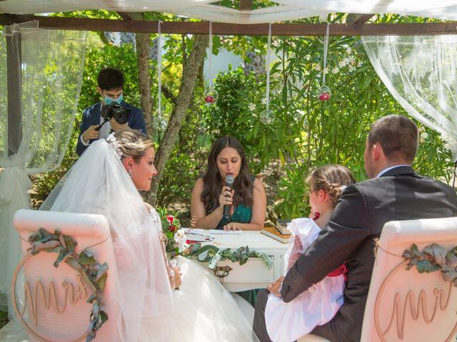 O casamento de Carlos  e Joana  em Almargem do Bispo, Sintra 2