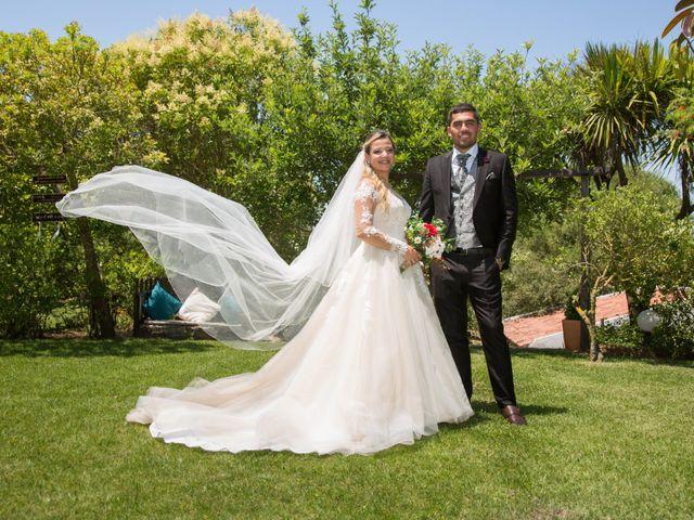 O casamento de Carlos  e Joana  em Almargem do Bispo, Sintra 5