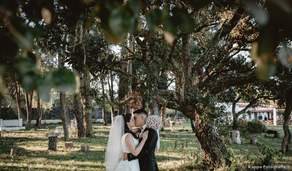 O casamento de Wilian e Carolina em Palmela, Palmela