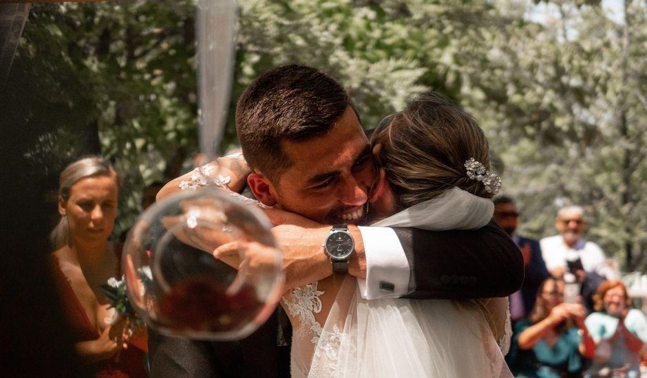 O casamento de Carlos  e Joana  em Almargem do Bispo, Sintra