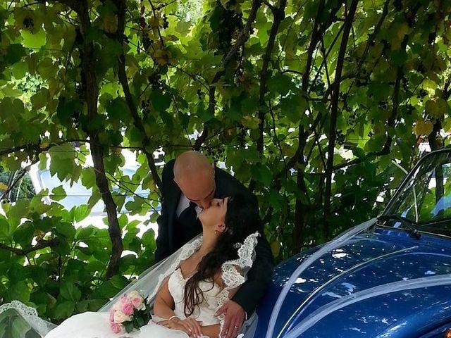 O casamento de Carlos e Claudia em Abóboda, Cascais 1