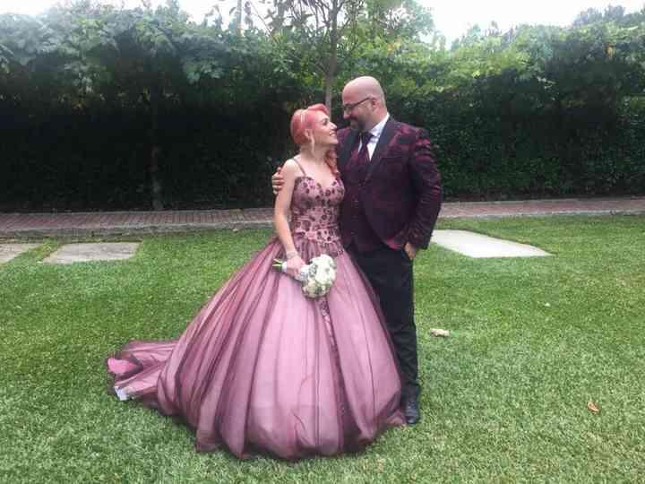 O casamento de Vânia e Rui